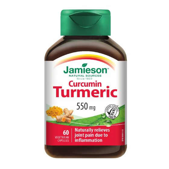 Jamieson 薑黃素550毫克60粒 H3282117889