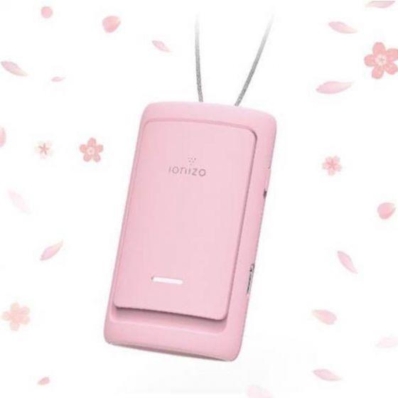 (預售) Ionizo - Ionizo - 2合1 隨身空氣淨化機 + 智能空氣驗測機 【香港行貨】季節限定粉紅 (開始送貨日期為4月20日) IONIZ_PINK