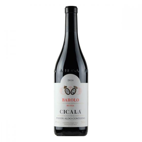 """Aldo Conterno - Barolo """"Cicala"""" DOCG 2014 (RP 94) 意大利紅酒 ITCA09-14"""
