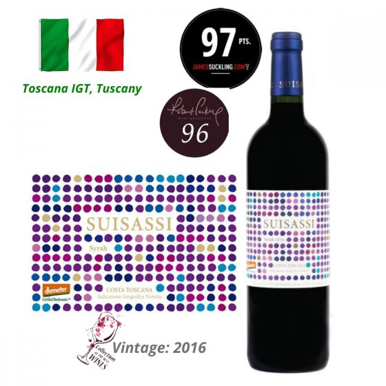 Duemani - Suisassi IGT 2013 (RP 96) 意大利紅酒 ITDU03-16