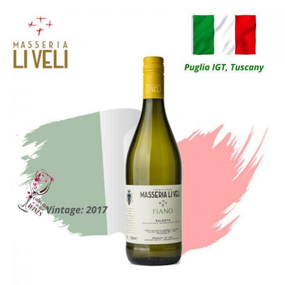 Masseria Li Veli - Fiano IGT 2017 意大利白酒 ITML03-17