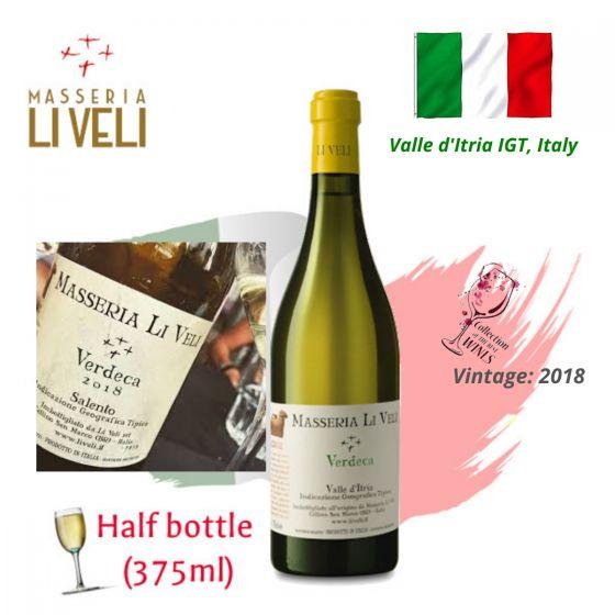 Masseria Li Veli - Askos Verdeca IGT 2018 (375ml) 意大利白酒 ITML05-18H