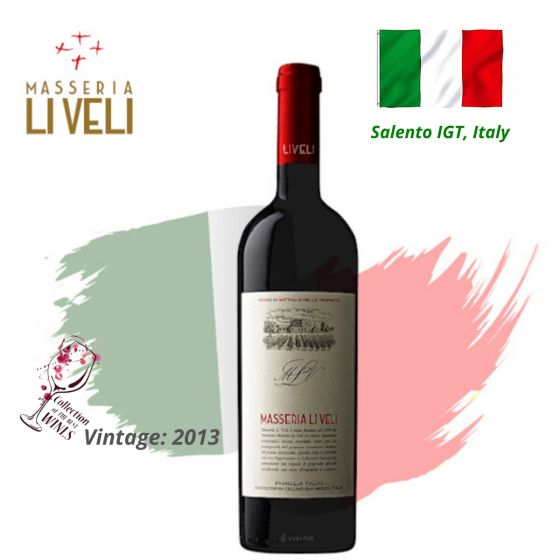 Masseria Li Veli - MLV Masseria Li Veli - IGT 2013 意大利紅酒 ITML09-13