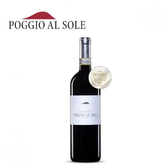 Poggio Al Sole - Chianti Classico Gran Selezione Casasilia DOCG 2014 意大利紅酒 ITPS02-14