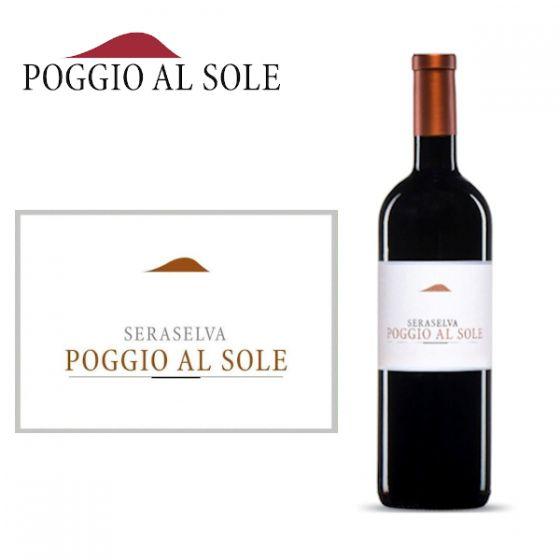 Poggio Al Sole - Seraselva IGT 2014 意大利紅酒 ITPS04-14