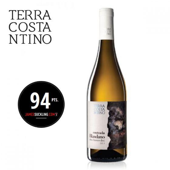 "Terra Costantino - ""Contrada Blandano"" Etna Bianco DOC 2014 (JS 94) 意大利白酒 ITTC05-14"