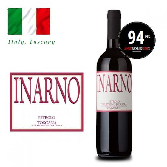 Tenuta Di Petrolo - Inarno DOC 2015 (JS 94) 意大利紅酒 ITTE16-15