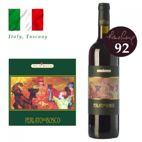 Tua Rita - Perlato del Bosco IGT 2017 (RP 92) 意大利紅酒 ITTR28-17