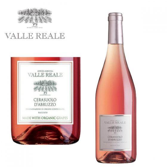 Valle Reale - Cerasuolo d'Abruzzo Rosato 2017 意大利粉紅酒 ITVR01-17