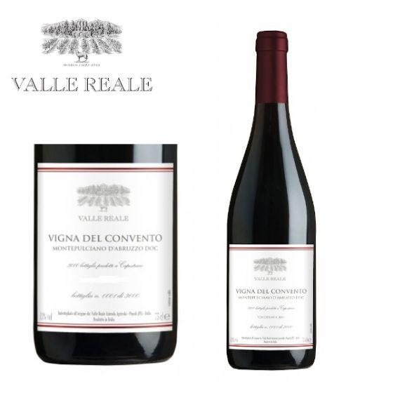 "Valle Reale - Montepulciano d'Abruzzo ""Vigneto del Convento"" 2015 意大利紅酒 ITVR06-15"