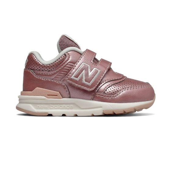 New Balance Infant Girls 997H Rose Gold 童裝鞋 IZ997HRSW