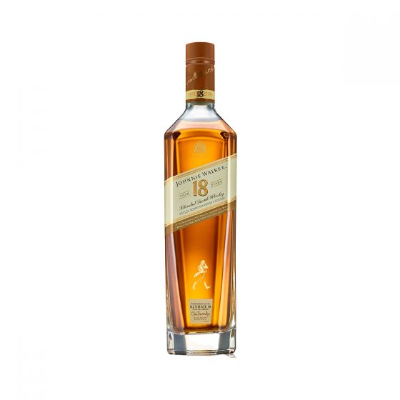 Johnnie Walker - 18年 蘇格蘭威士忌 75cl x 1 支