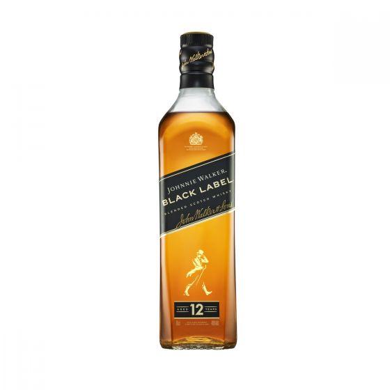JOHNNYWALKER_BLK Johnnie Walker - Black Label 蘇格蘭威士忌 70cl