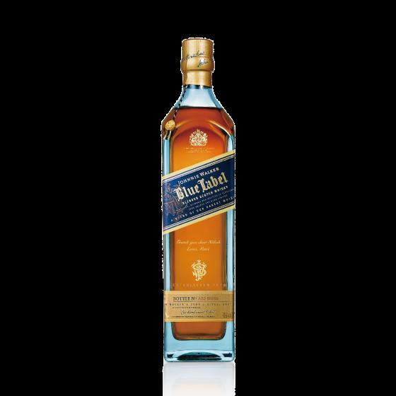 (預售: 預計發貨日期 5-7日) Johnnie Walker - Blue Label 蘇格蘭威士忌 75cl (連個人訂製刻字服務)(限量50個, 名額有限, 送完即止)