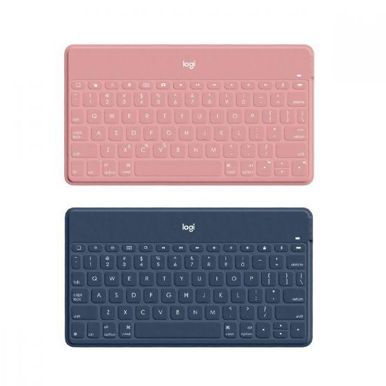 Logitech® Keys-to-Go 超薄鍵盤 適用於iPad Keys-to-Go-All