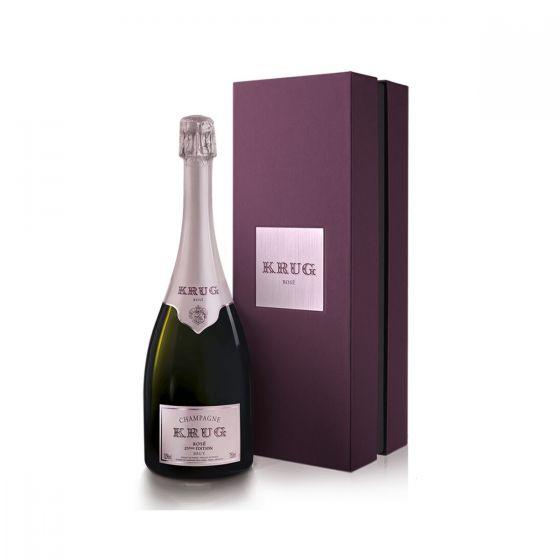 Krug - Rose 25eme Edition 75cl x 1 支 (連禮盒) KRUG_ROSE24