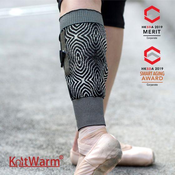 暖之織 - 智能發熱織暖腳套(連電池) KTW-020