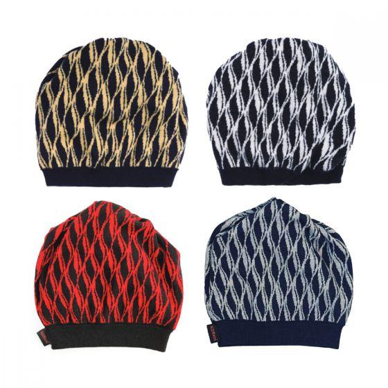 KnitWarm® 暖之織 - 多功能發熱帽(連電池)  KTW-034-All