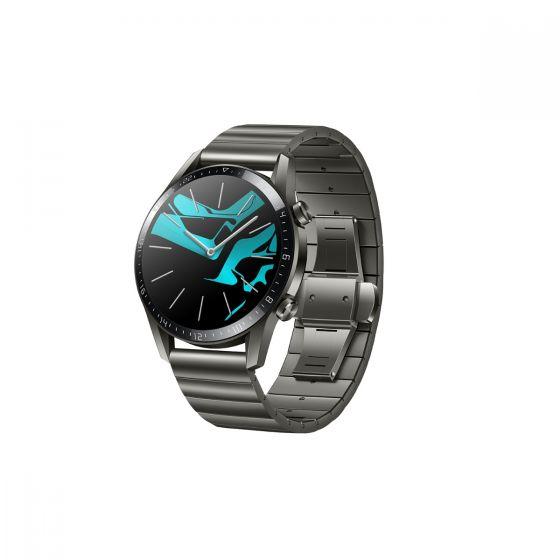 HUAWEI Watch GT 2 46mm(尊享款) 鈦銀灰