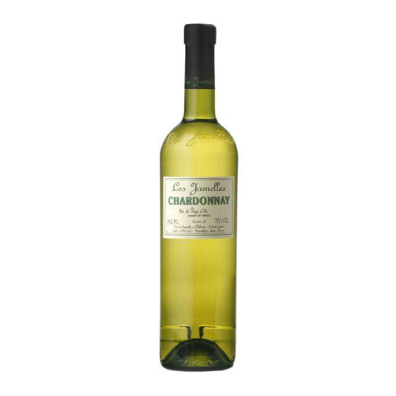Les Jamelles Chardonnay 2018 75cl x 6 支 LesJamelles_Cha_6