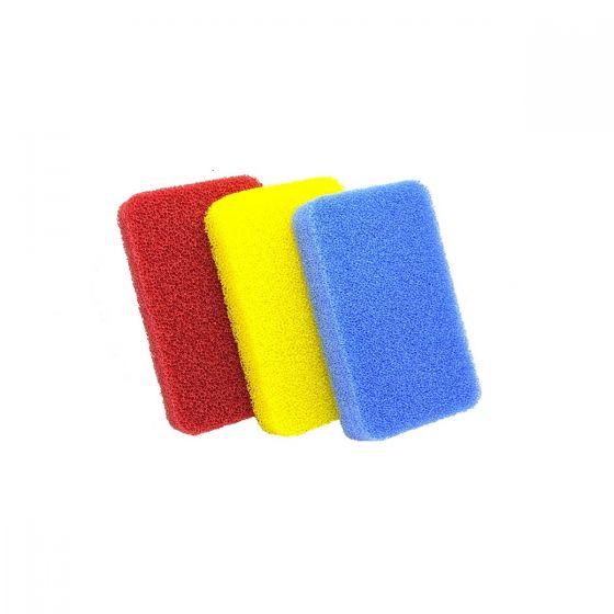diseno - 矽膠廚房清潔海綿(3件裝)