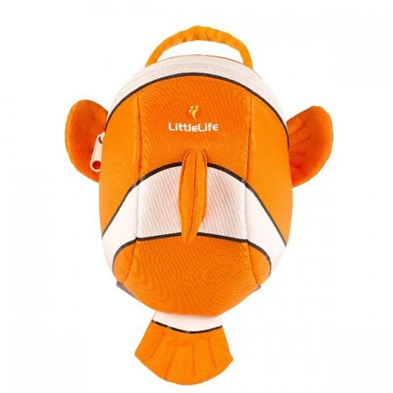 LittleLife - Toddler Animal Daysacks - Clown Fish LLL10810