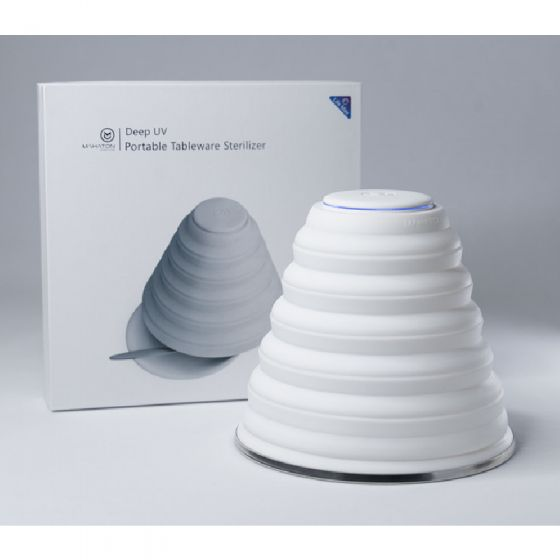 MAHATON Fold - 隨身可摺疊紫外線殺菌器(預訂:3月30日寄出) MAHATON-Fold