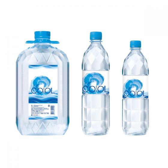 (原箱) 清涼 - 礦物質水 (5L/750ML/1.5L)