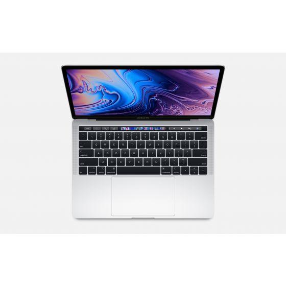 Apple 13吋 MacBook Pro 觸控欄及 Touch ID: 2.4GHz 4 核心第 8 代 IntelCore i5 處理器, 256GB