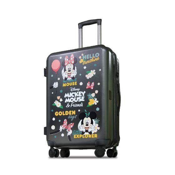 Mickey Mouse 米奇老鼠 - 28吋 PC 4輪拉錬行李箱 MM1510T28