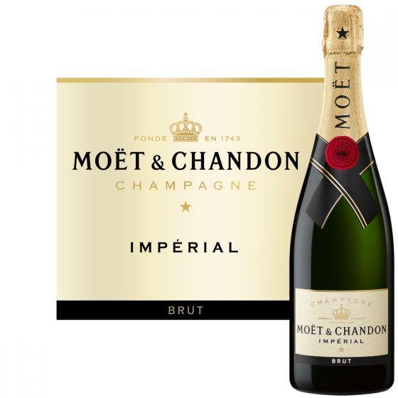Moët & Chandon Brut Impérial 酩悅經典香檳不連禮盒 750ml x1枝 - (WS91)  MOETC_1