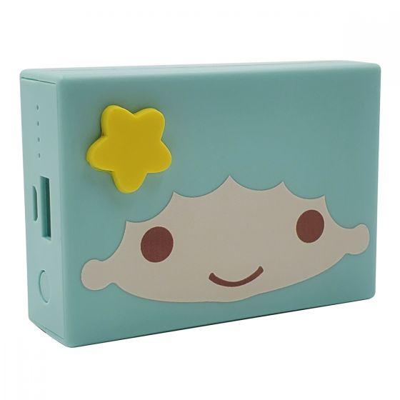 Sanrio - 6000亳安外置充電器 (Little Twin Stars - Kiki) MONE_TSKIKIMINI6000