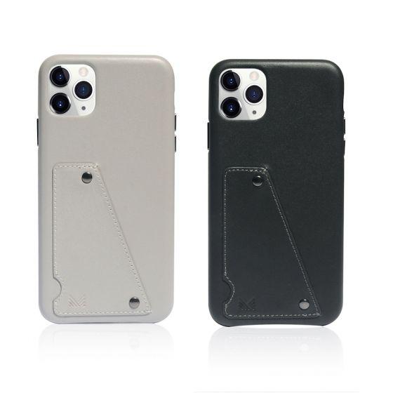 MONOCOZZI - Exquisite   真皮連卡套手機殼 - iPhone 11 Pro (2色) MONO-ES-5819