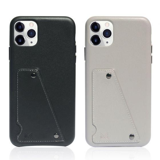 MONOCOZZI - Exquisite | 真皮連卡套手機殼 - iPhone 11 Pro Max (2色) MONO-ES-6519