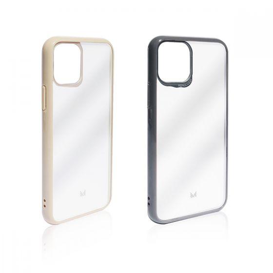 MONOCOZZI - Lucid   防撞軟膠邊亞加力透明背板手機殼 - iPhone 11 Pro (2色) MONO-LU-5819
