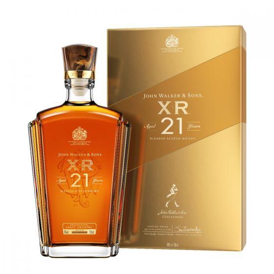 John Walker & Sons XR 21年蘇格蘭威士忌 75cl x 1支