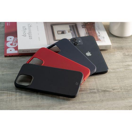 Momax iPhone 12 超薄矽膠保護殼 (iPhone 12 mini/ iPhone 12/ iPhone 12 Pro/ iPhone 12 Pro Max)