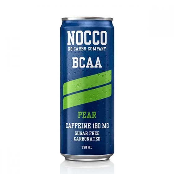 NOCCO 支鏈氨基酸能量飲料 330mL - 梨子 NCOBERENDRPEAR330ML