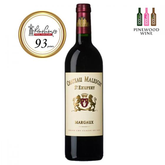 Malescot St Exupery 2008; RP 93 Margaux