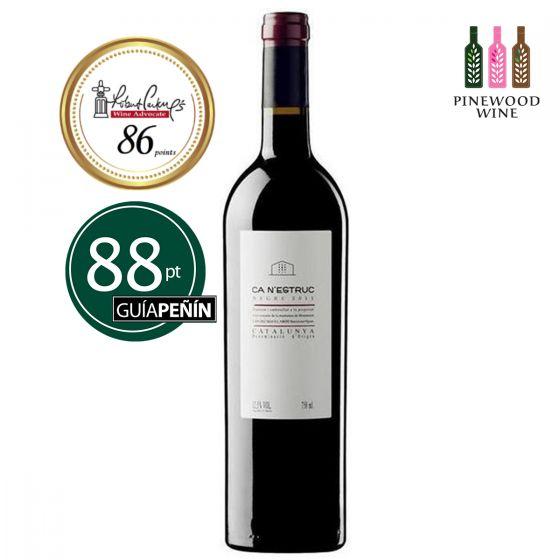 Ca N'estruc Negre 2016 西班牙卡妮仙踪紅酒; RP 86