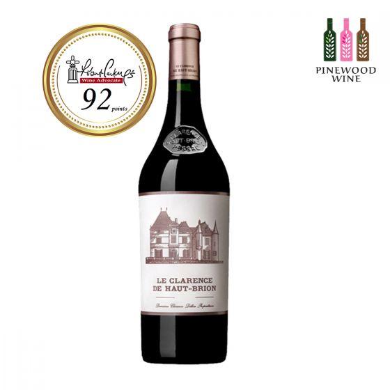 Le Clarence de Haut Brion 2009, RP 92 紅酒