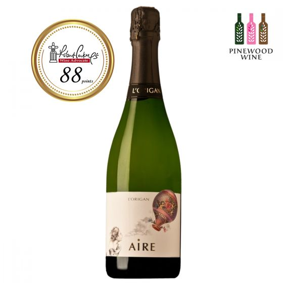 AIRE Brut nature 2013, RP 88 氣泡酒