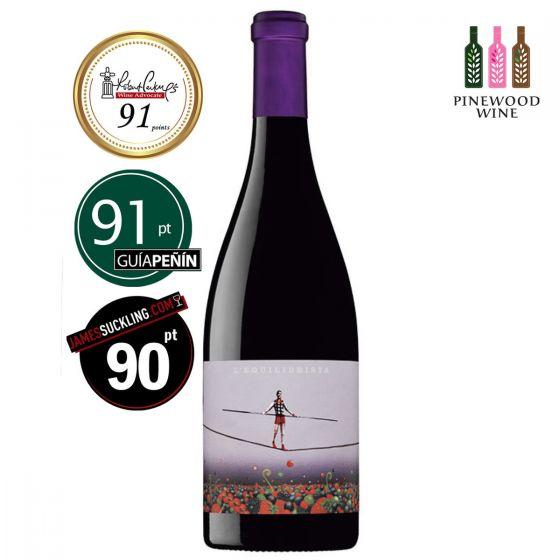 L'Equilibrista - L'Equilibrista Deluxe Wine Set, 750ml x 3 bottles
