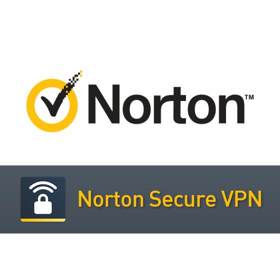 12個月Norton Secure VPN服務 (一個裝置) (請致電網上行服務熱線兌換)