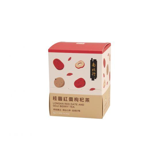 南北行 - 桂圓紅棗枸杞茶 (15包裝) NPH-260752