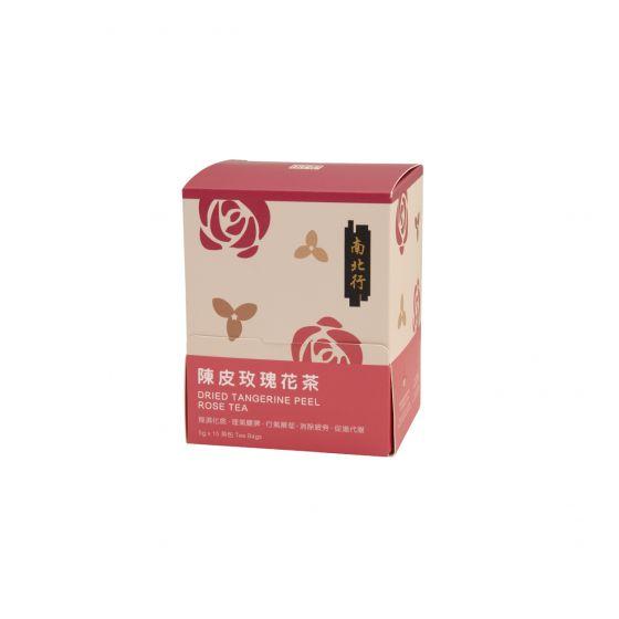 南北行 - 陳皮玫瑰花茶 (15包裝) NPH-260753