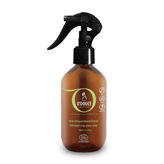 O'DOUCE - [法國製造] 嬰兒奶瓶和玩具清潔噴劑 240毫升 ODBH01D15142-240