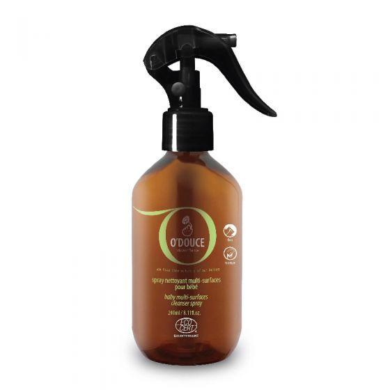 O'DOUCE - [法國製造] 嬰兒多用途清潔噴劑 240毫升 ODBH04D15143-240
