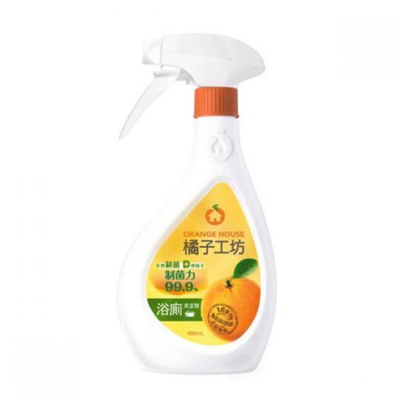 浴廁清潔劑-二用噴槍 OH59021