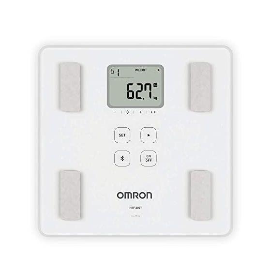 OMRON - 藍芽身體脂肪電子磅 HBF-222T  OMRON_HBF222T